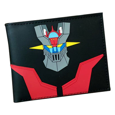 Cartoon Silica Gel anime MAZINGER Z wallet