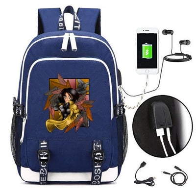 Alita: Battle Angel USB Charging Backpacks