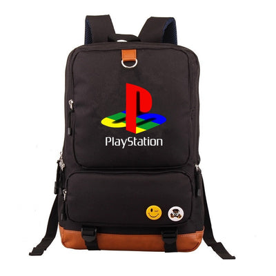Children's Playstation mochila printing Backpack