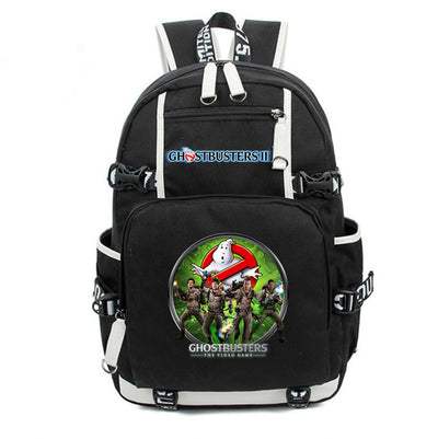 Children's Ghostbusters Canvas School Backpack