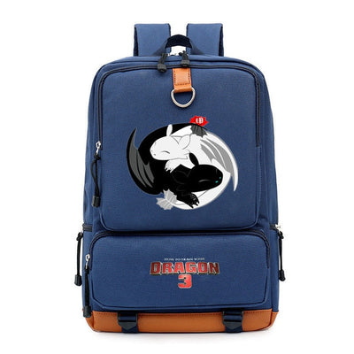 How to Train Your Dragon 3 Laptop  backpack