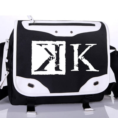 Anime K Project Suoh Mikoto Cosplay Unisex Oxford Messenger Bag