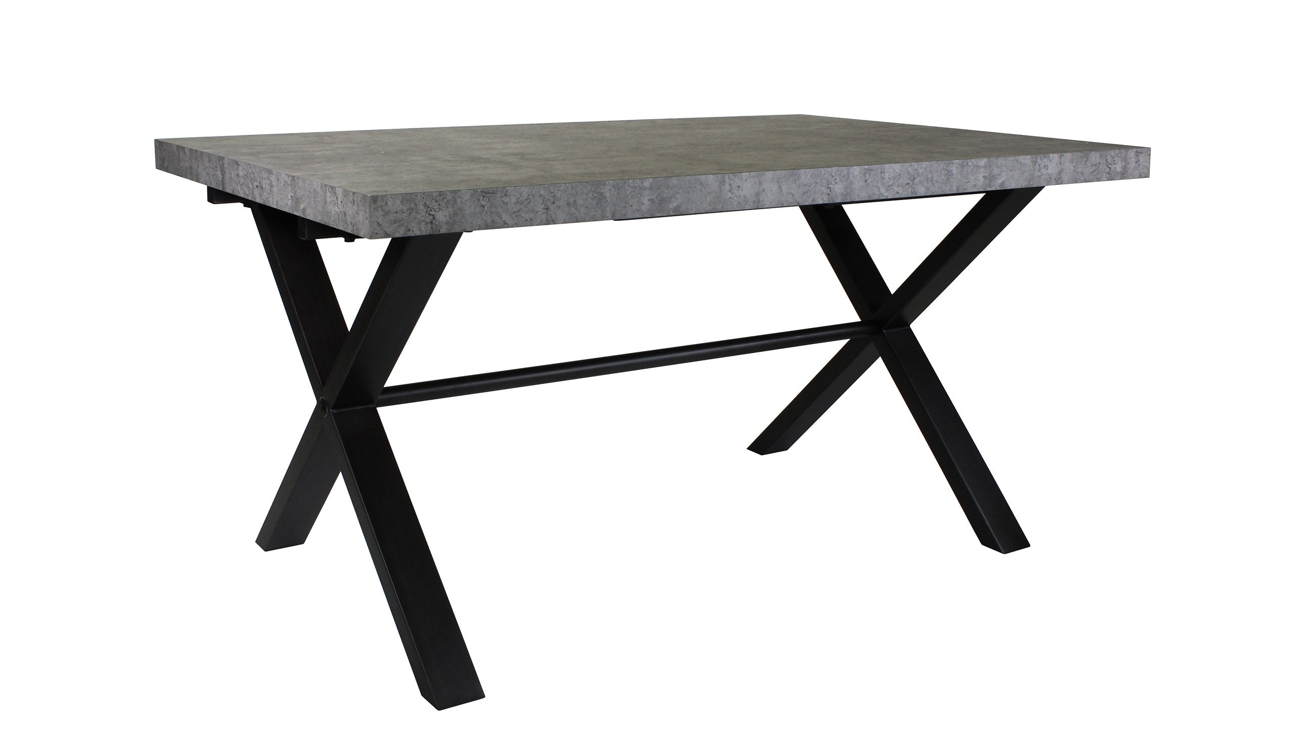 Brooklyn Concrete Small Dining Table - AHF Furniture & Carpets