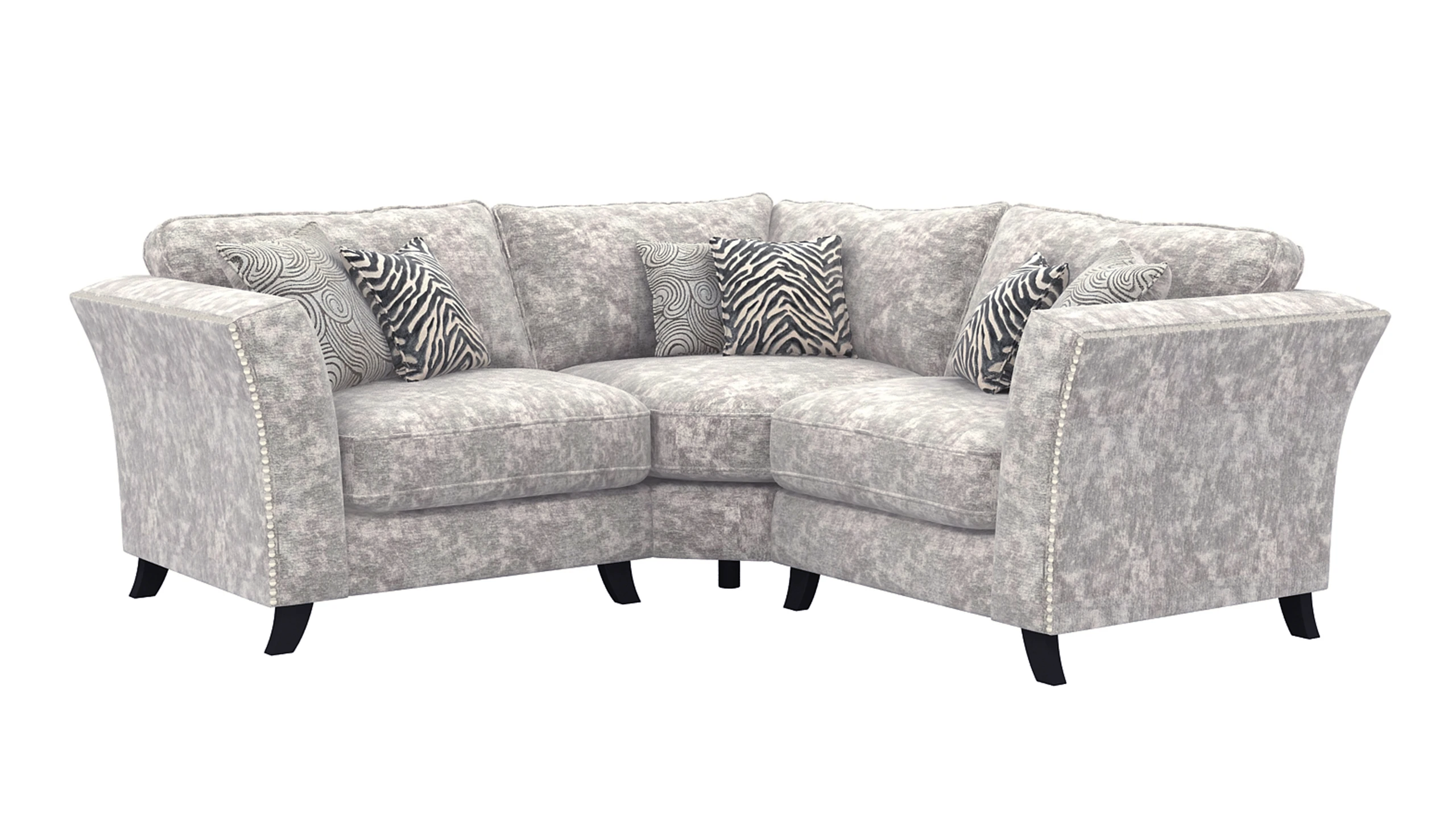 Rendezvous Small Standard Back Corner Sofa