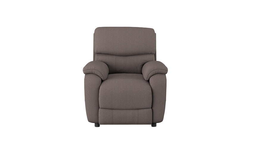 Evelyn Power Recliner Armchair in Fabric