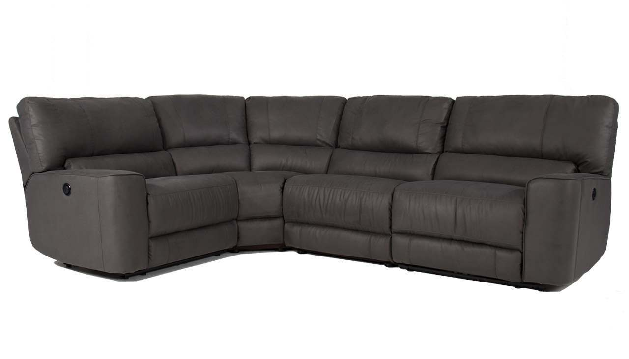 Barcelona Power Recliner Corner Sofa - AHF Furniture & Carpets
