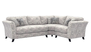 Rendezvous Left Hand Facing Standard Back Corner Sofa
