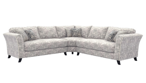 Rendezvous Large Standard Back Corner Sofa