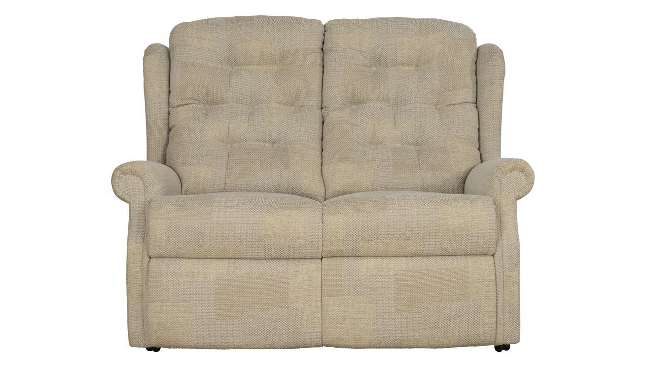 Celebrity Woburn 2 seater recliner sofa with latch - AHF Furniture & Carpets