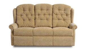 Celebrity Woburn 3 seater power recliner sofa with buttons - AHF Furniture & Carpets