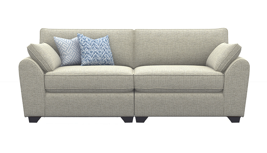 Zara 4 Seater Split Sofa