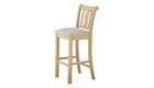 Arlington Two Tone Bar Stool - AHF Furniture & Carpets