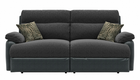 Freya 3 Seater Recliner Sofa - AHF Furniture & Carpets