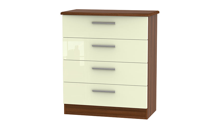 Burnham 4 drawer chest of drawers