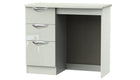 Moda 3 Drawer Dressing Table - AHF Furniture & Carpets