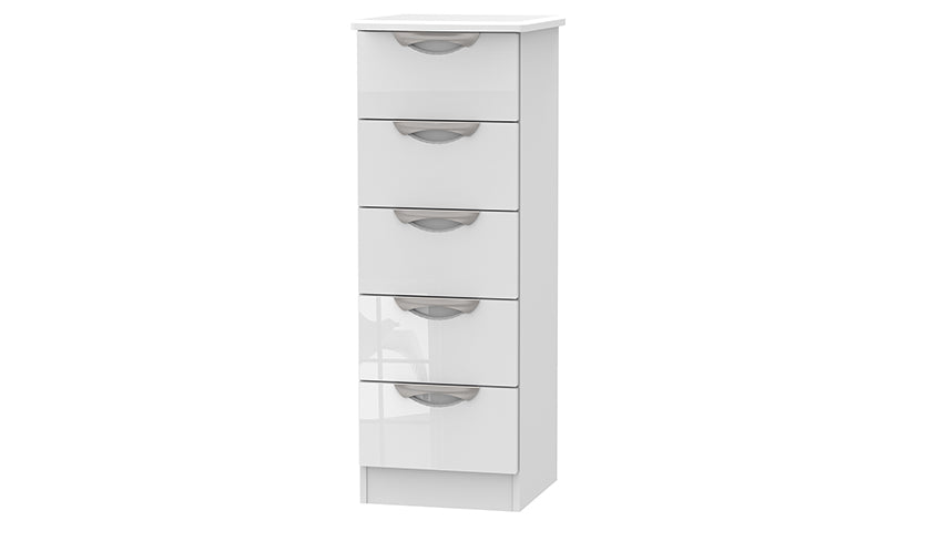 Moda 5 Drawer Tall Chest