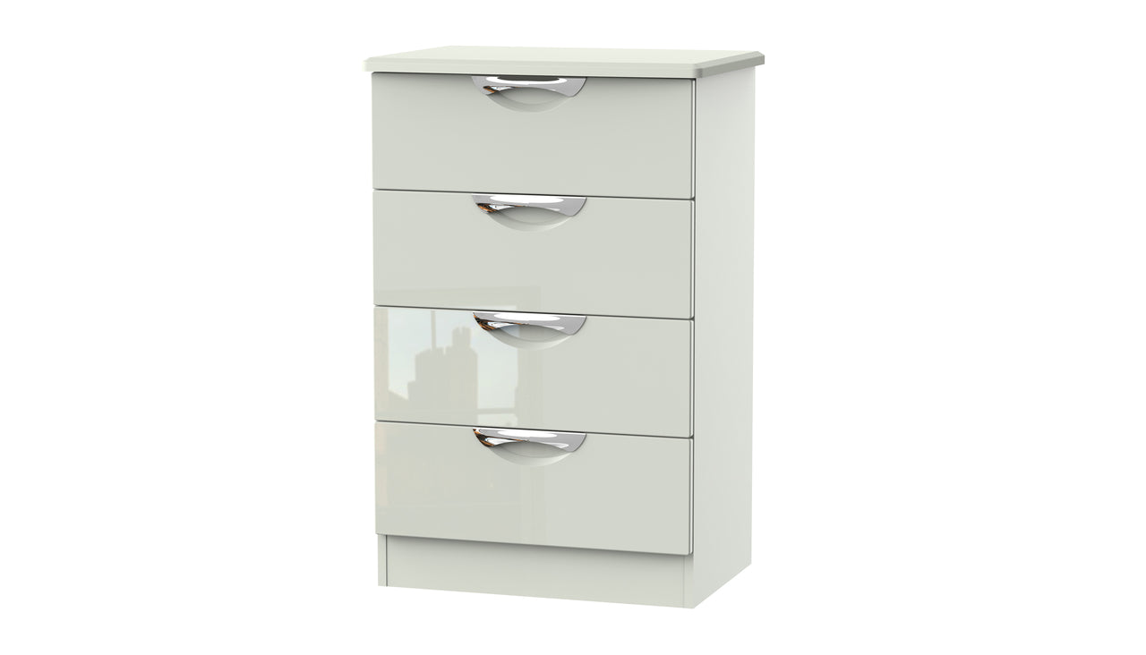 Moda 4 Drawer Midi Chest
