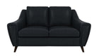Betty 2 Seater Sofa in Leather - AHF Furniture & Carpets