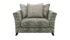 Rendezvous Scatter Back Cuddler Chair - AHF Furniture & Carpets