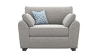 Zara Cuddler Chair - AHF Furniture & Carpets