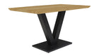 Metro Dining Table - AHF Furniture & Carpets