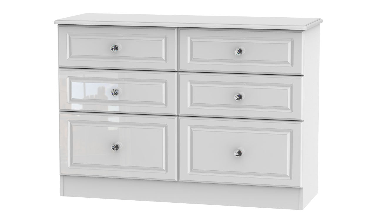 Ferndale 6 Drawer Midi Chest