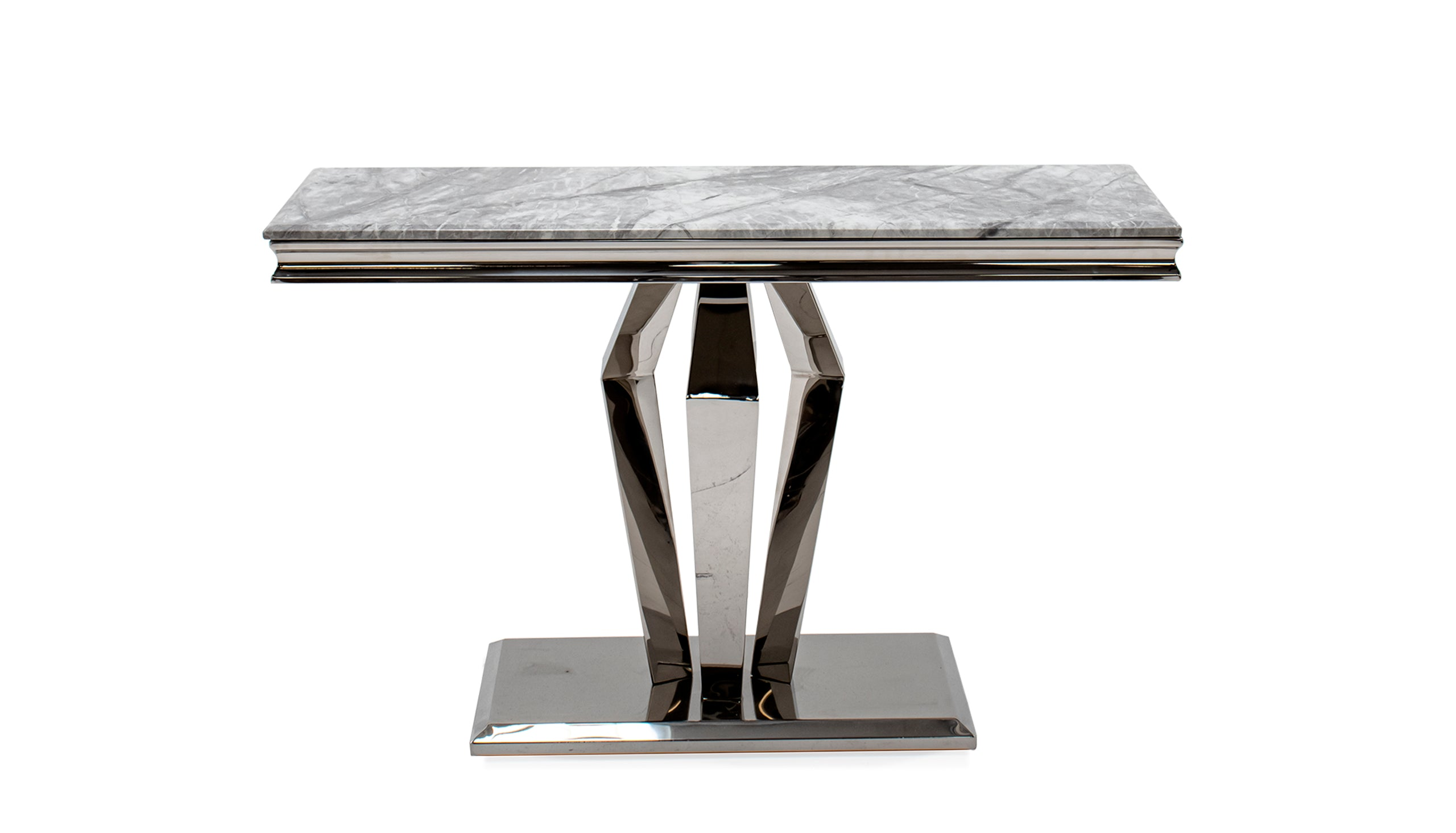 Amour Marble Console Table