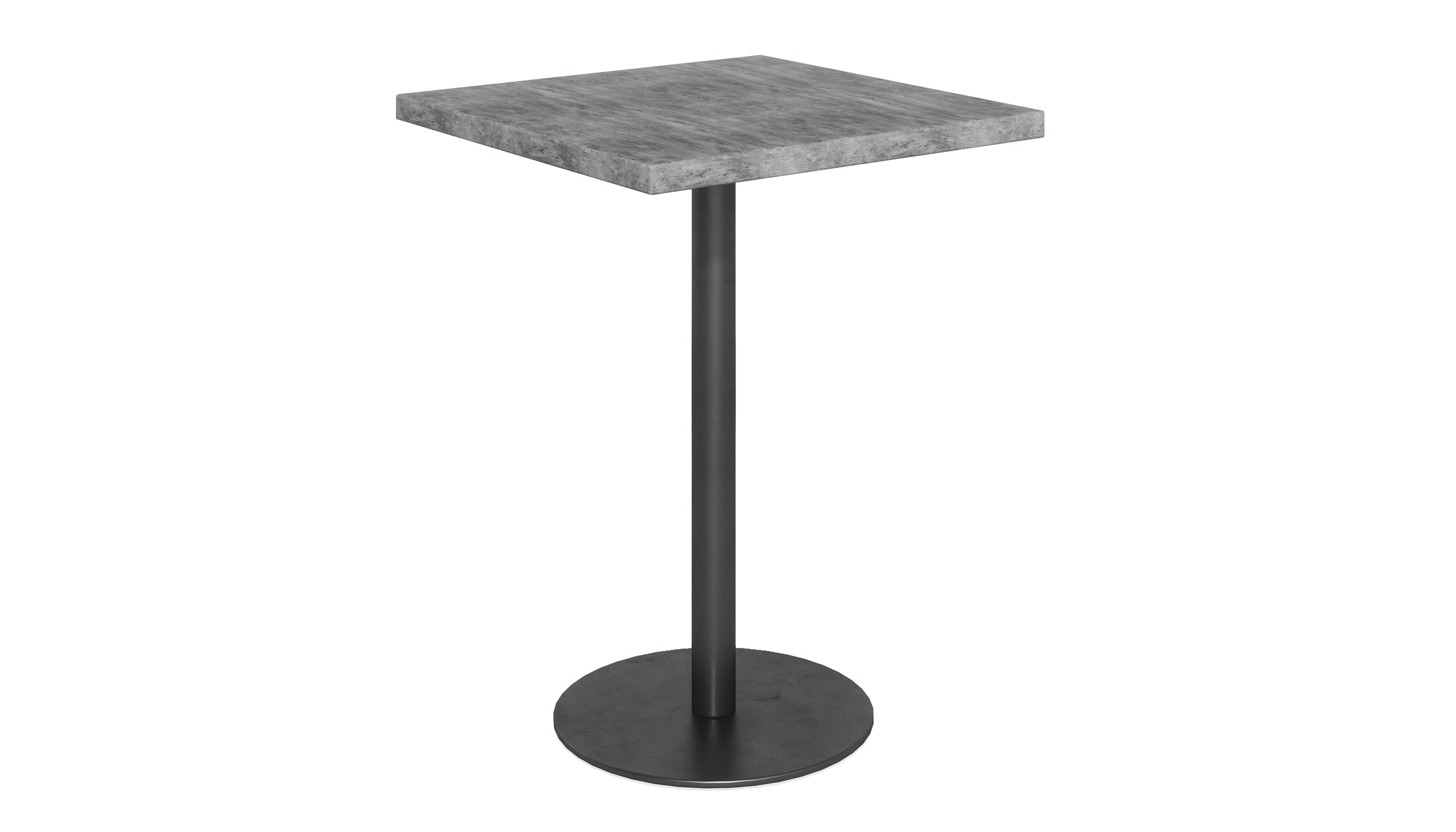 Brooklyn Concrete Bar Table
