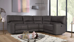 Barcelona Left Hand Facing Recliner Corner Sofa