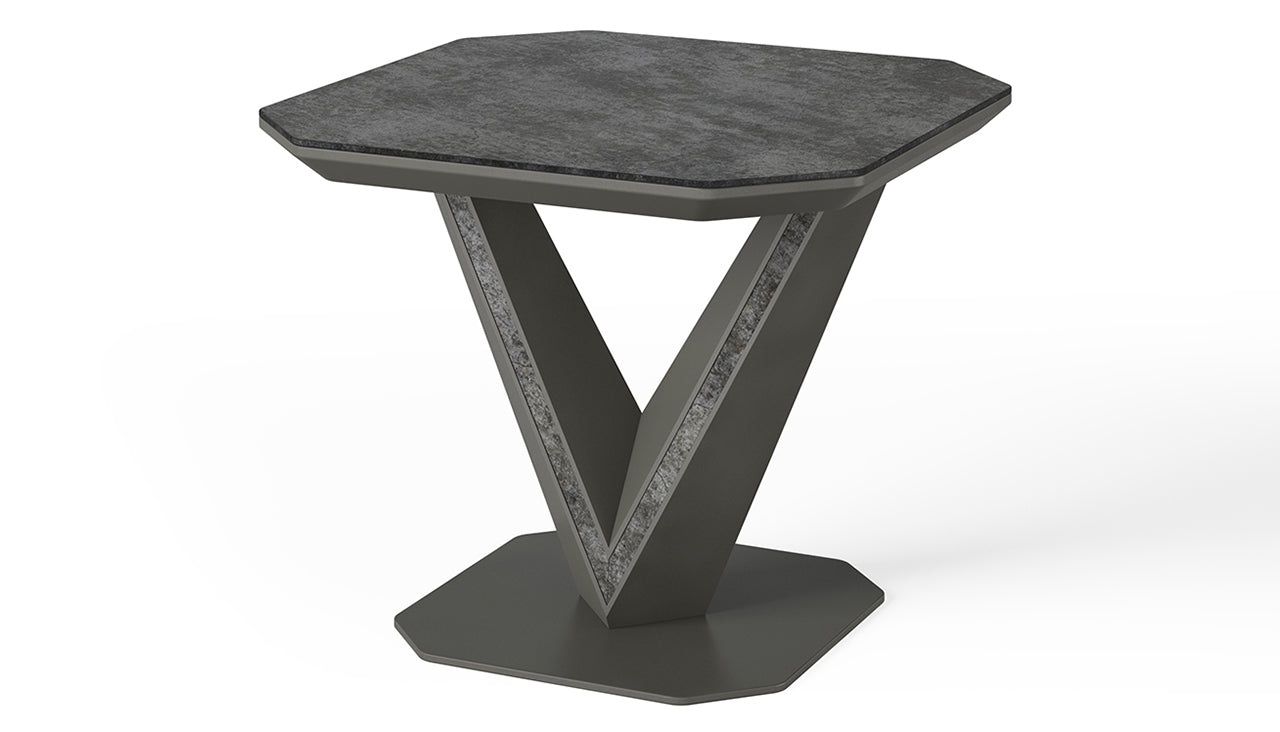 Orlando Ceramic Side Table
