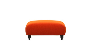 Emma Banquette Footstool