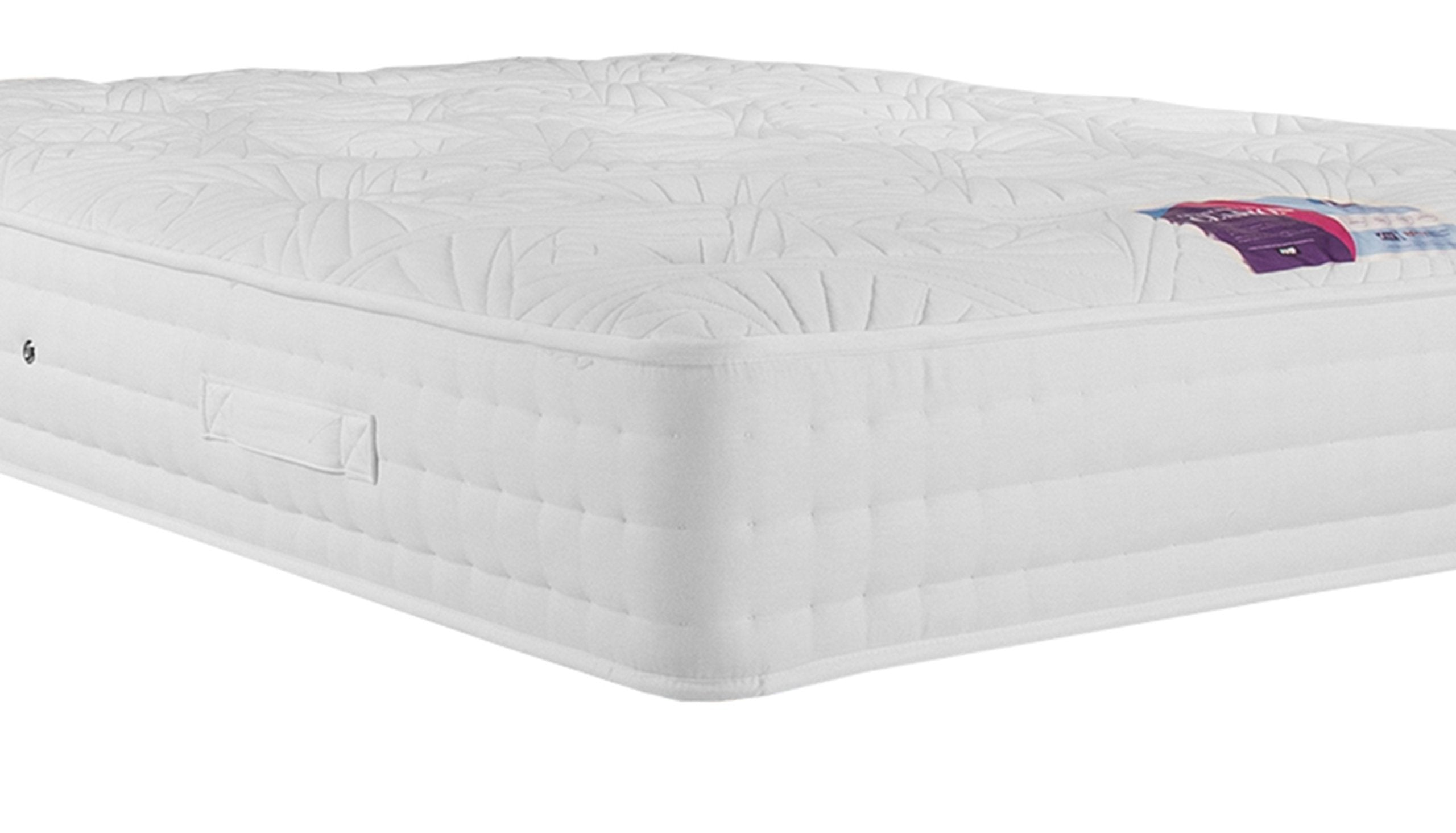 Highgrove Ergosense 1500 Mattress - AHF Furniture & Carpets