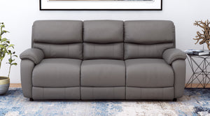 Evelyn 3 Seater Power Recliner Sofa in fabric