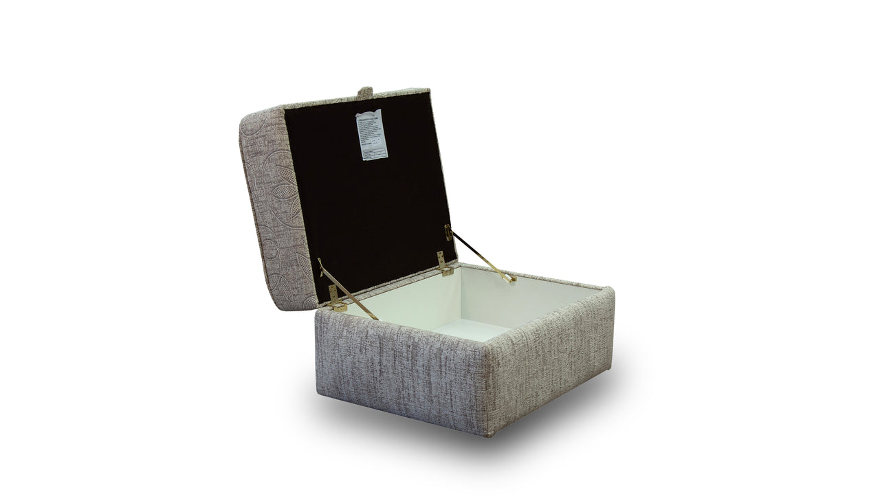 Kendal Storage Footstool