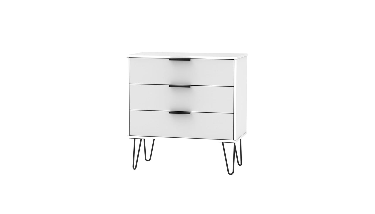 Sol 3 Drawer Midi Chest