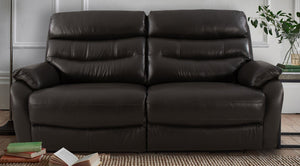 James 3 Seater Power Recliner Sofa with Power Headrests