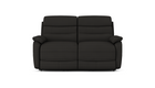 James 2 Seater Recliner Sofa in Leather