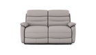 James 2 Seater Power Recliner Sofa with Power Headrests