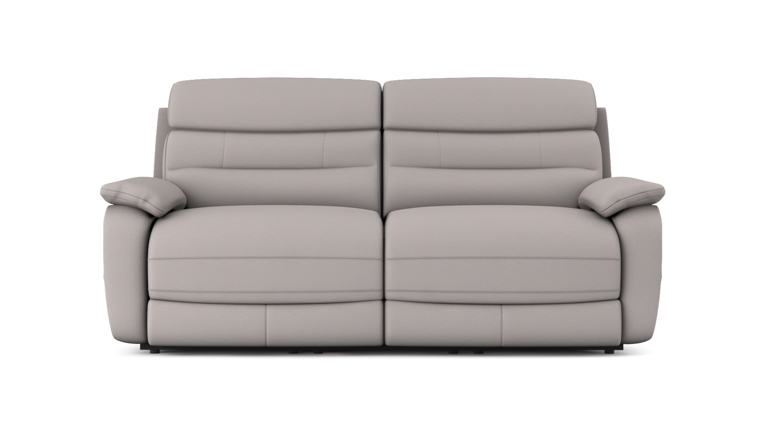 James 3 Seater Power Recliner Sofa in Fabric