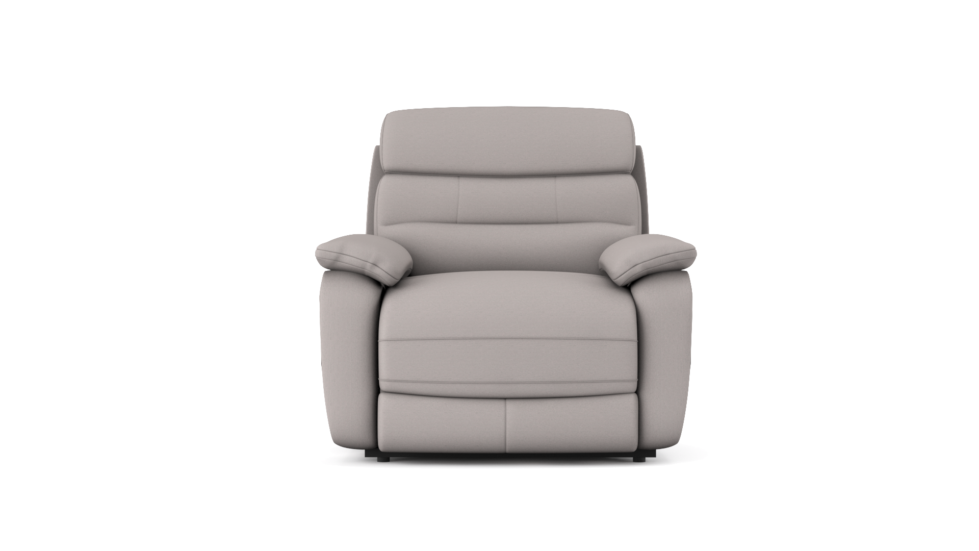 James Power Recliner Armchair in Fabric