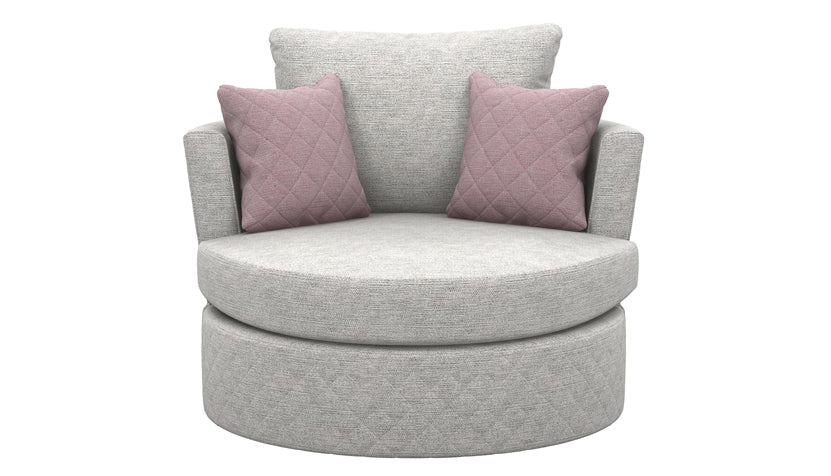 Bella Medium Swivel Chair