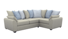 Zara Left Hand Facing Scatter Back Corner Sofa