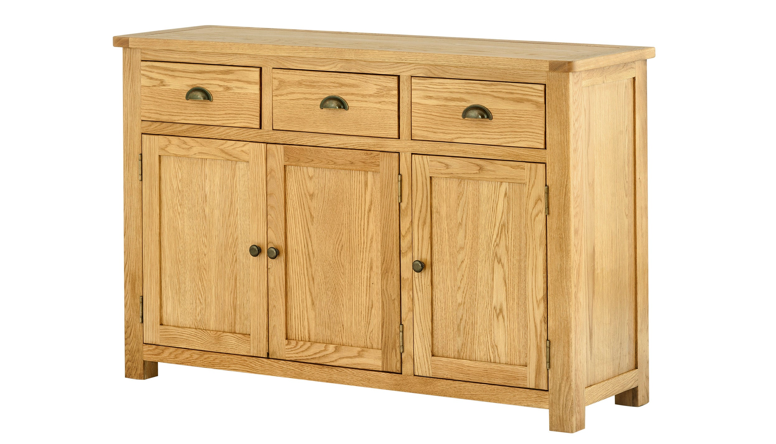 Arlington Oak Large Sideboard