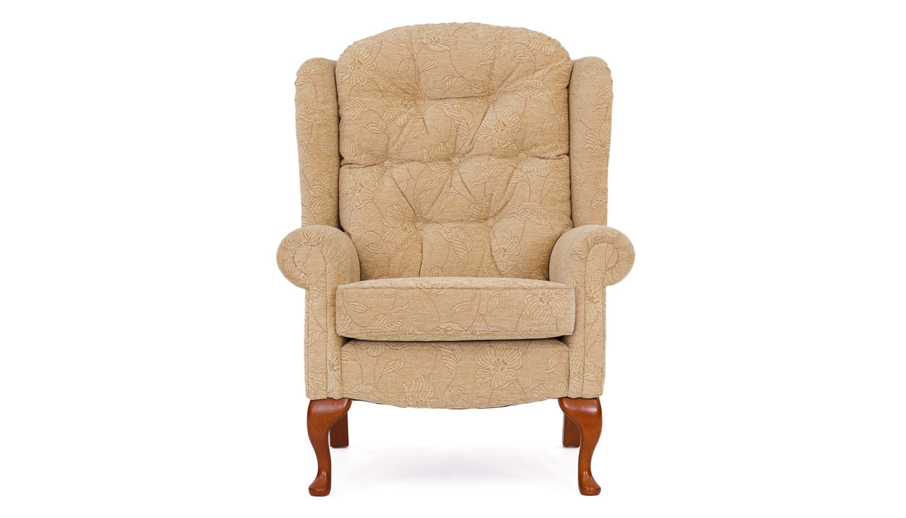 Celebrity Woburn legged armchair