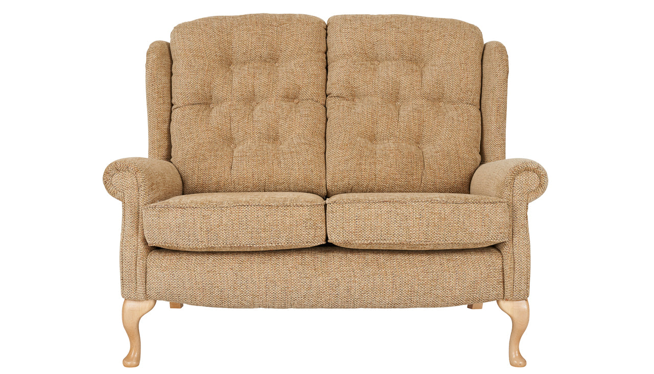 Celebrity Woburn 2 seater legged sofa