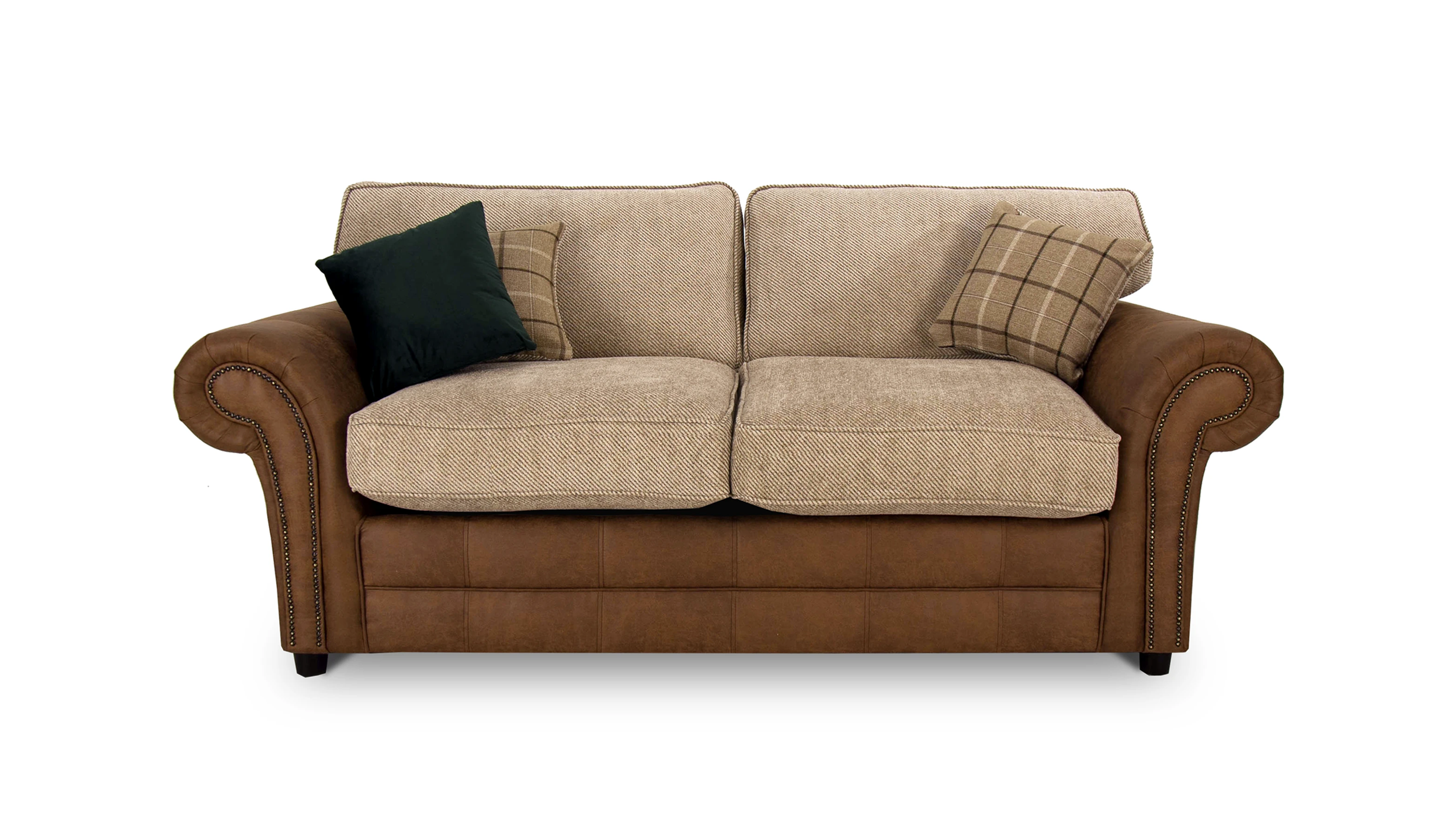 Marshall 3 Seater Standard Back Sofa Bed