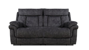 Orion 2 Seater Power Recliner Sofa with Headrests