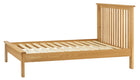 Arlington Oak Bed Frame
