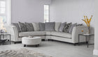 Rendezvous Large Scatter Back Corner Sofa