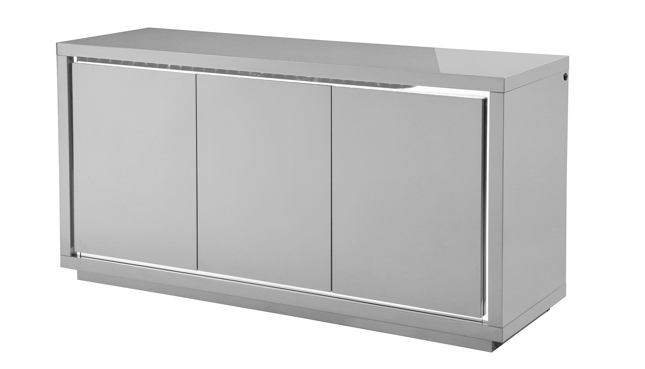 Kyoto Grey Large Sideboard